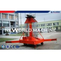 Quality 30M Telescopic Cylinder Lifter / Aerial Work Platform / Hydraulic Lift Table for sale