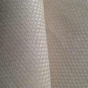 China 100% Jacquard Natural Hemp Fabric Judo Outfit Sweatshirt Clothing 580GSM 10Nm / 2 * 10Nm / 2 on sale