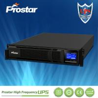 Quality Prostar single phase 19 inch rack smart ups 3000va for sale