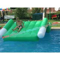 0.9mm thick PVC tarpaulin Inflatable water park toys for Kids and Adult ...