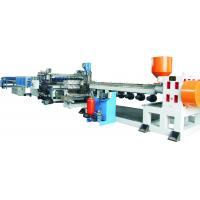 Buy cheap PP Hollow Grid Plate Plastics Extrusion Machinery for Electronics Industry product