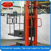 Quality Semi-automatic High Level Order Picker price for sale