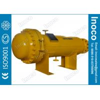 Quality BOCIN Carbon Steel Gas filter separator with cartridge to remove solids and mesh pad to remove mist for sale