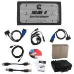 Quality Cummins INLINE 6 Data Link Adapter Truck Diagnosis Tool Cummins Truck Diagnostic Tool for sale