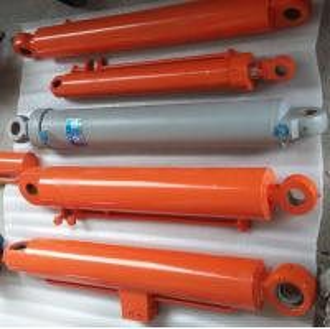 China Solid Waste Equipment Custom Built Hydraulic Cylinder 18 - 200mm Rod on sale