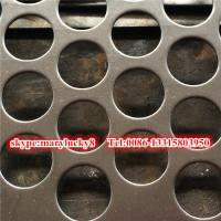 Quality Galvanized Perforated metal sheet/galvanized plate perforated sheet for sale