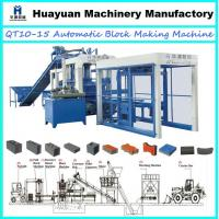 China Hydraulic interlocking brick machine price QT10-15 automatic interlocking brick making machine (hot sale in Africa) on sale