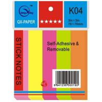 Quality Memo, Promotion Gifts, Office Stationery, Sticky Note Pad (QX-K04) for sale