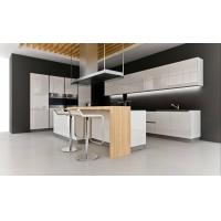 Modern Noble White Acrylic Kitchen