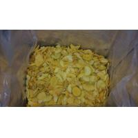 Quality top popular peach crisps snack food for sale