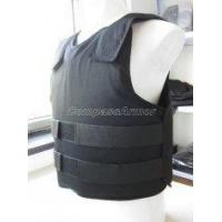 China Concealable Body Armor Military Bulletproof Vest With NIJ 0101.06 Certificate on sale
