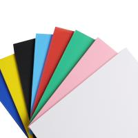 Quality Colored Coroplast Sheets  4x8 for Wholesale for sale