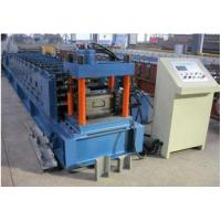 China Galvanized Metal Purlin Roll Forming Machine , Door Frame Roll Forming Machine  on sale
