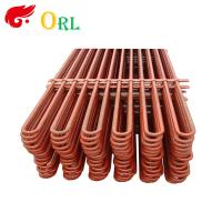 Quality Power Plant Boiler Superheater , Gas Water Steam Super Heater ISO9001 for sale