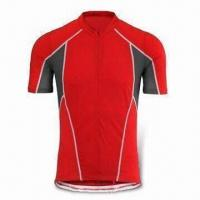 Buy cheap Cycling Wear, Made of 100% Polyester, European Standard from wholesalers