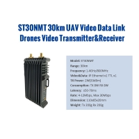 Buy cheap 1.4G 30km Encrypted Oil Gas Inspection UAV Video Transmitter from wholesalers