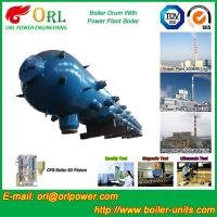 Quality Once Through Electrical Water Boiler Dryer Drum Carbon Steel SA516 GR70 for sale