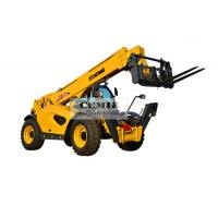 Buy cheap High Efficiency Telescopic Forklift Truck Standard Auxiliary Hydraulic System from wholesalers