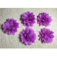 "Buy 2"" Small Pretty Daisy Handmade Fabric Flower Brooch Artificial Flower Flower Corsage Back Without Pin at wholesale prices"