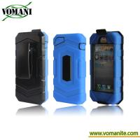 Waterproof case for iphone5 hard case,with Belt Clip