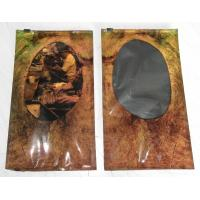 Quality Portable Cigar Humidor Bags With Ziplock And Slider For Trip / Party / Travel / business for sale