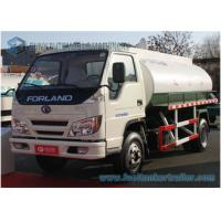 China China FOTON FORLAND 4×2 carbon steel Vacuum Cleaning Tank Truck fecal suction truck for sale on sale