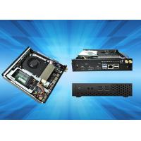 Quality AMD A320 Chipset AMD Mini PC 1.3L With 40 X 190 X180mm Anti Vibration for sale