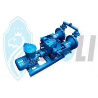 Buy cheap Customized Cast Iron Electric Diaphragm Pump Membrane Pumps Compact Structure product