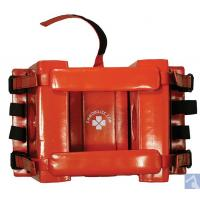 China Closed Cell Foam Head Immobilizer For Backboard 2 Lbs Flame Retardant on sale