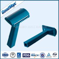 China Comfortable Disposable Medical Double Edge Safety Razor For Face Cleansing on sale