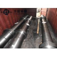 Quality Alloy / Carbon Steel Marine Shaft Steel Blanks With Rough Machining for sale