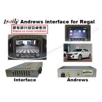 Buy Android GPS Video Interface Car Multimedia Navigation System for Buick Regal at wholesale prices
