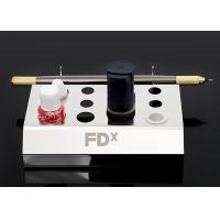 Buy cheap Stainless Steel Microblading Pen Holder Permanent Makeup Color Inks and Cup Rack from wholesalers