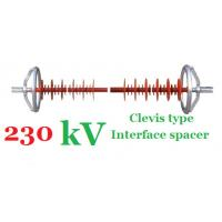 Quality Silicon Rubber 230kv Interphase Spacer Big Ball Type Fitting High Performance for sale
