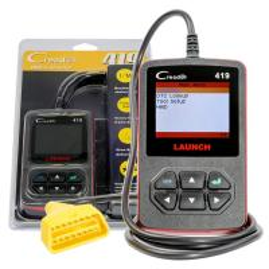 Quality Launch CReader 419 DIY Scanner OBDII / EOBD Auto Diagnostic Scan Tool Code Reader for sale