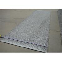 Quality Large Size Aluminium Insulated Roof Panels2400*800*50mm Size 25dB Noise Reduction for sale