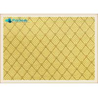 Quality Gilded / Silver Plated Carbon Fiber Honeycomb Panels , Aramid Honeycomb Core Sheet for sale