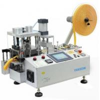 China Automatic Tape Cutting Machine with Punching Hole and Collection Device on sale