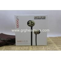 Beats Alexander Wang gold urbeats Ear Phones  with 1:1 Original with Sseal Box Made in Chi