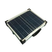 Quality High Effiency Foldable Solar Panel 12V 20W  Monocrystalline Silicon 156×156 Mm for sale