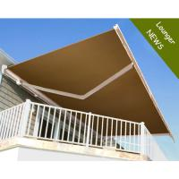 Quality Retractable Awning Window Awning Door Awning Garden Awning for sale