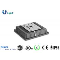 Buy cheap Energy Efficient Exterior Gas Station Canopy Led Lights 150 Beam Angle product