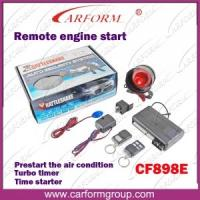 Quality Remote Engine Start Auto Alarms Systems 898E Engine Start Relay Externa Car Alarm for sale