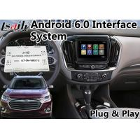 Quality Android 6.0 Auto Interface Navigation for Chevrolet Traverse / Camaro / Suburban / Tahoe / Silverado Mylink System for sale