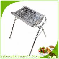China Popular Folding Elegant Design Charcoal Outdoor Grill on sale