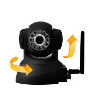 Quality 720P WIFI HD IP Camera PTZ , IR Distance 10m For Day & Night for sale