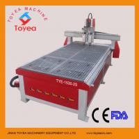 Whole steel structure Pneumatic ATC wood cnc machine TYE-1530-2S