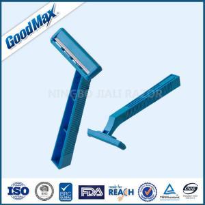 China Personal Care Plastic Shaving Razor , Single Blade Razor For Women on sale