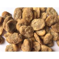 Buy cheap Full Nutriton Coated High Fiber Crunchy Fava Beans 12 Months Shelf Life from wholesalers
