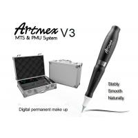 Quality Semi Permanent Makeup Tattoo Machine Eyebrow TattooPen With Aluminum Alloy Suitcase for sale